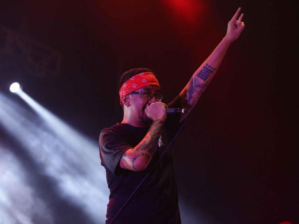 Pembatasan Lagu di Jabar, Arian Seringai: Ini Tak Bisa Didiamkan!
