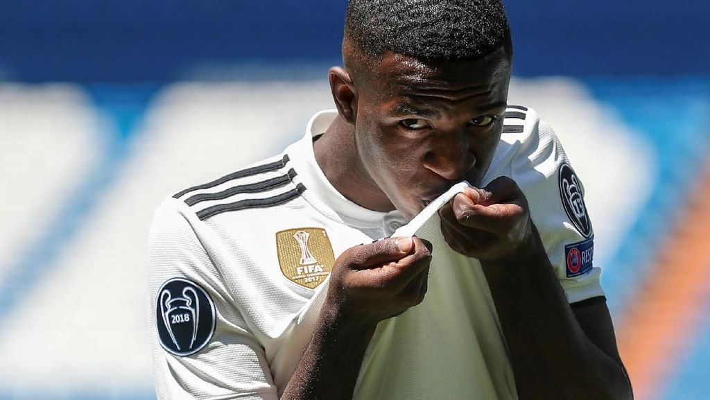 Video: Mengulik Kehebatan Vinicius Junior