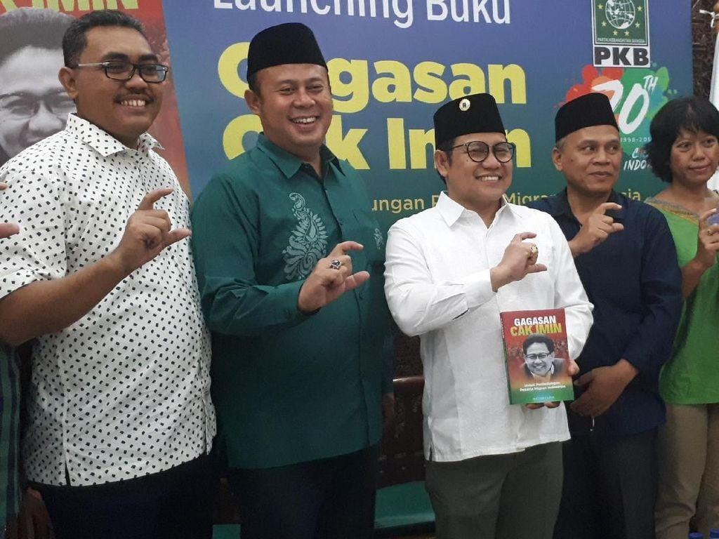 Launching Buku, Cak Imin Ceritakan Perjuangannya untuk TKI