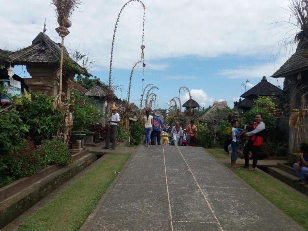 Desa Wisata Terbersih Sedunia di Bali