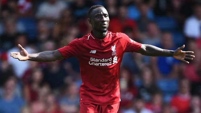 Pemain Liverpool, Naby Keita. (Foto: Nathan Stirk/Getty Images)