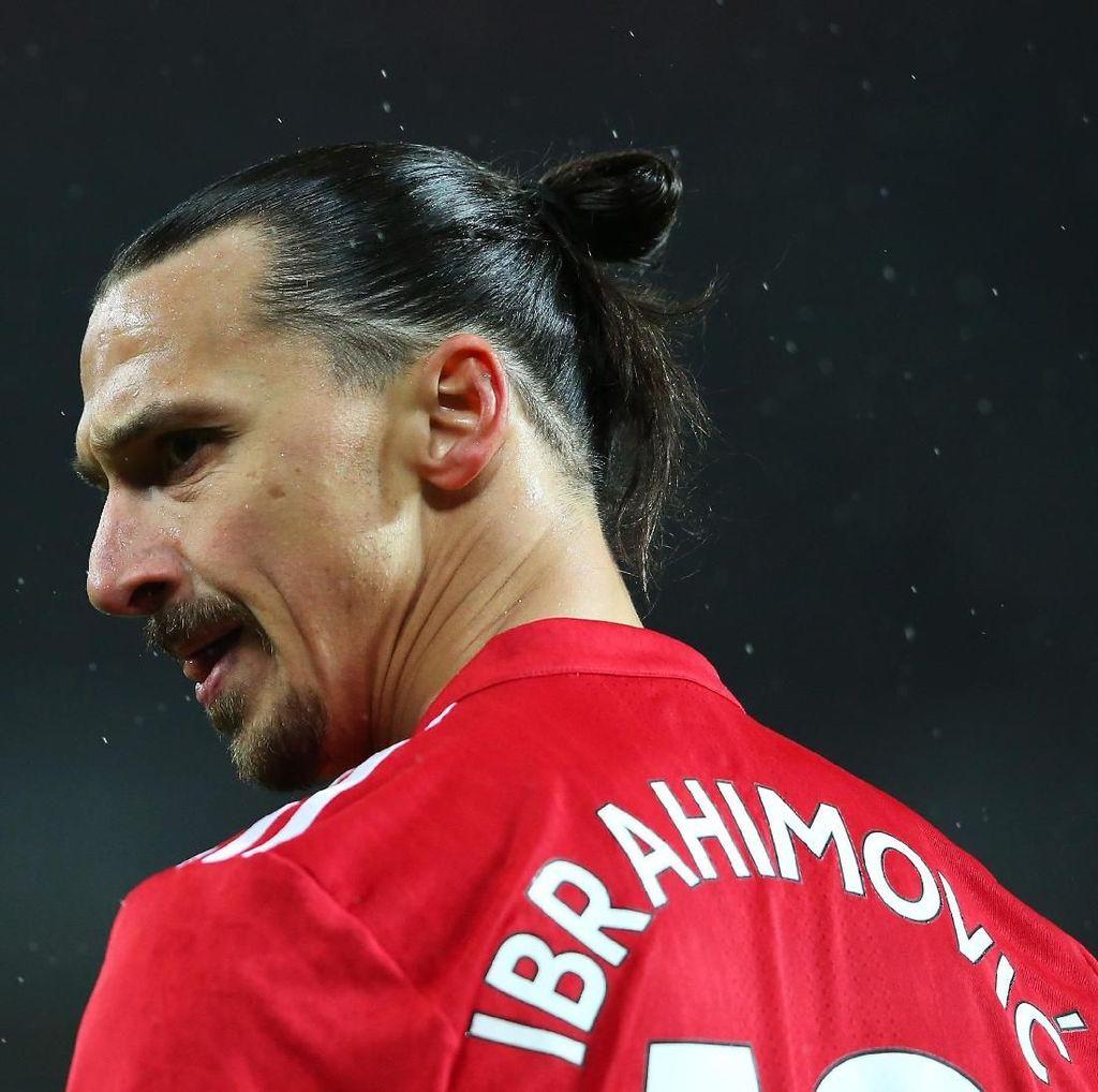 Ibrahimovic Ungkap Situasinya Jelang Tinggalkan Manchester United