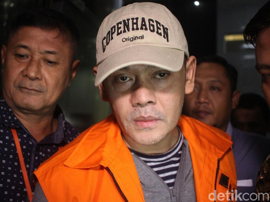 MA Dinilai Naif Sunat Hukuman Fahmi Darmawansyah di Kasus Sel Mewah