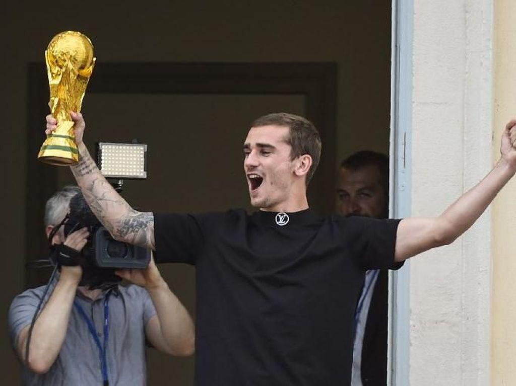 Finalis Pemain Terbaik FIFA Tanpa Pemain Prancis, Griezmann: Tak Masuk Akal