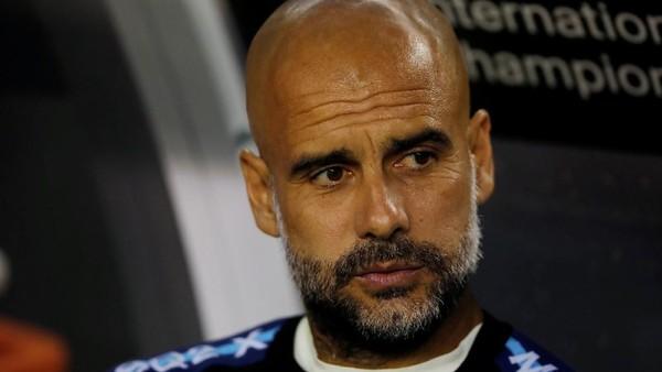 Guardiola Puas Lihat Penampilan City