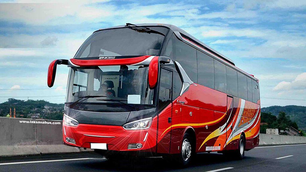 Mantap! Inilah Bentuk Bus Made in Indonesia yang Diekspor ke Bangladesh