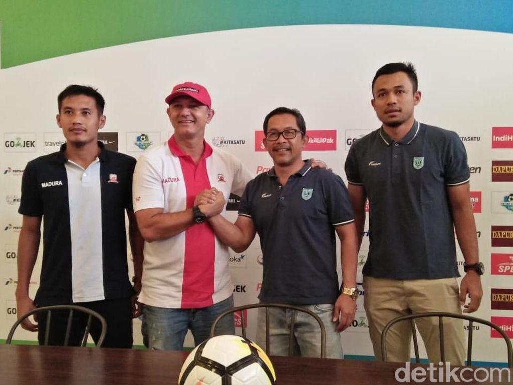 Persela vs Madura United: Menguji Keangkeran Stadion Surajaya