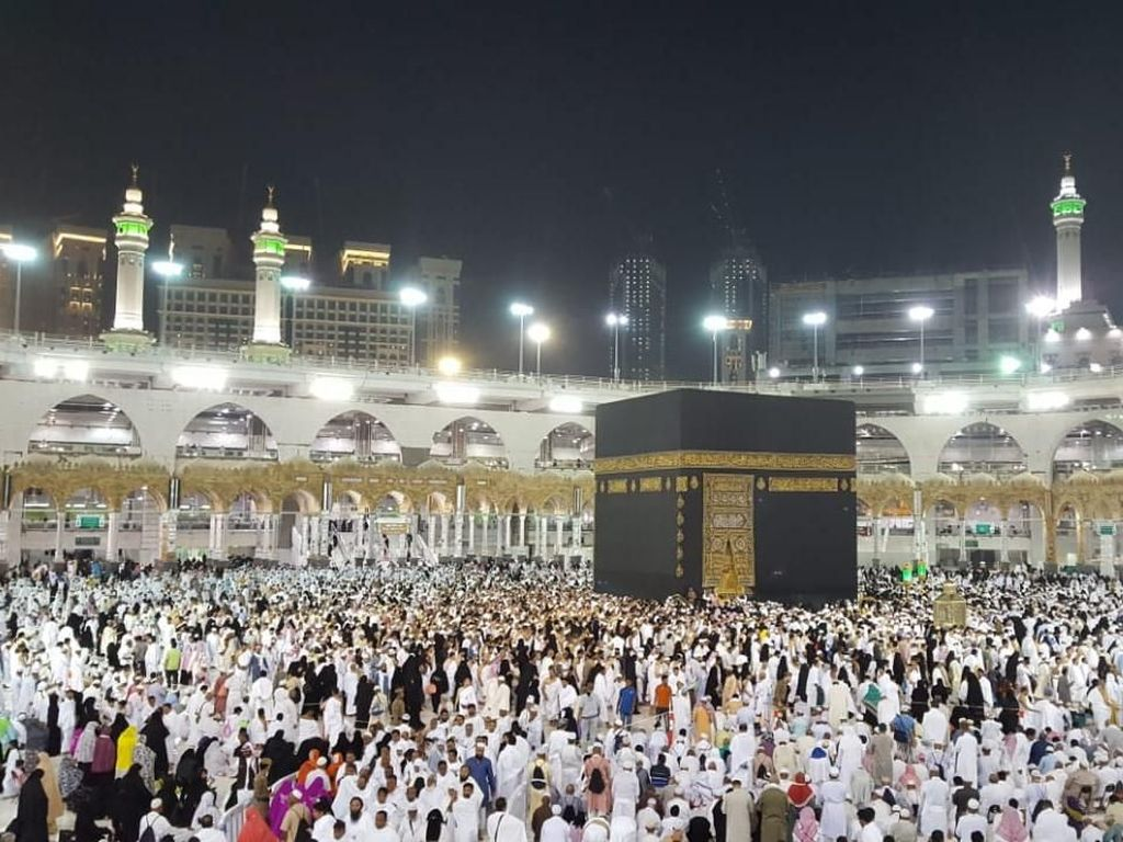 Keppres Terbit, Berikut Rincian Lengkap Biaya Haji 2020 Tiap Embarkasi