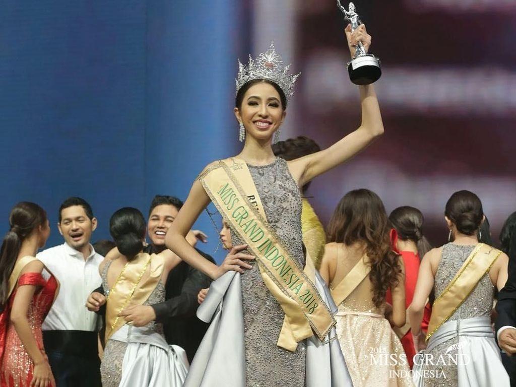 Kontroversi Nadia Purwoko Absen di Miss Grand Indonesia, Ini Penjelasannya