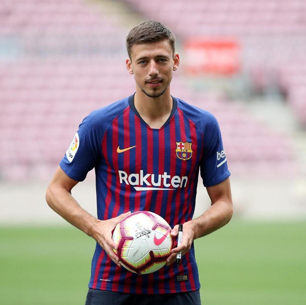 Bek Baru Barca Ini Senang Tak Lagi Harus Melawan Messi
