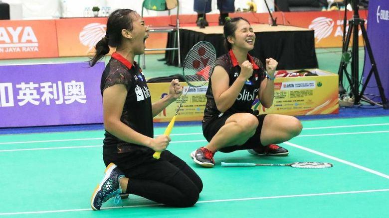 Indonesia Rebut Satu Gelar Juara di Kejuaraan Bulutangkis Asia Junior