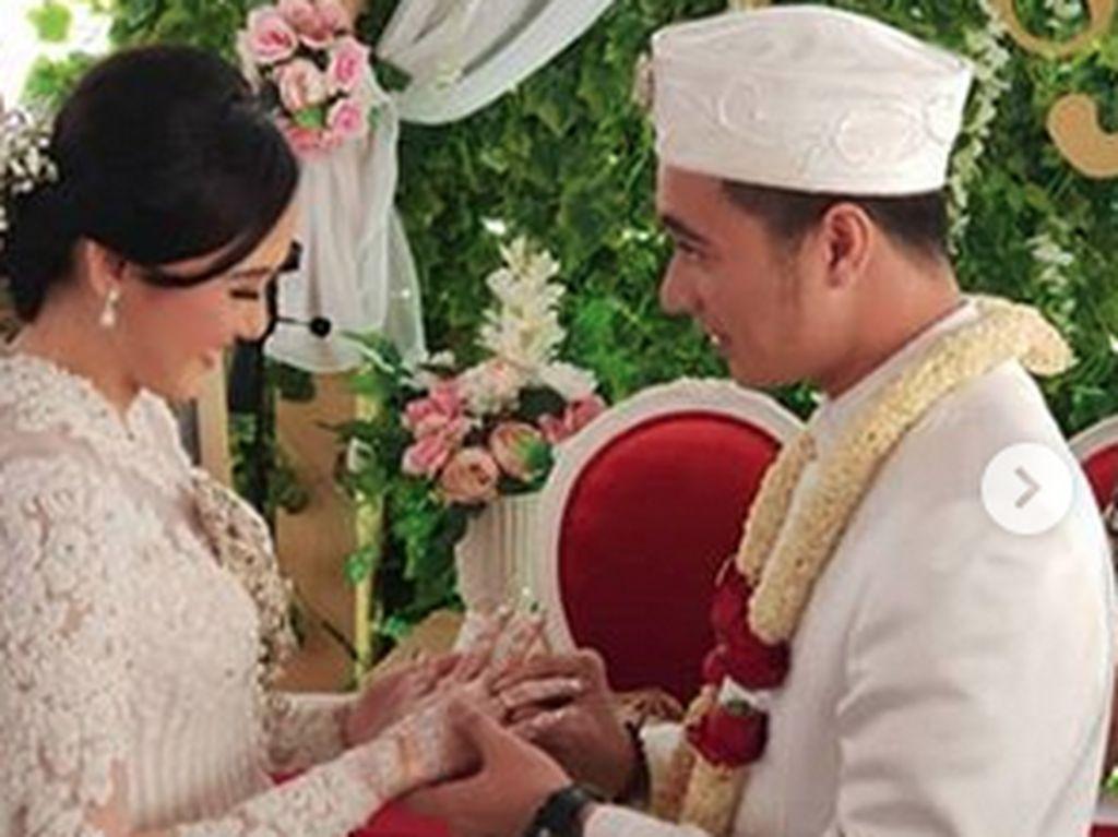 Nekat Menikah Tanpa Restu Ibunda, Eza Gionino Siap Buka Suara