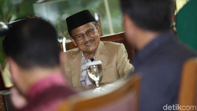 Berita BJ Habibie Meninggal, Ical: Selamat Jalan Mas Rudi Minggu 22 September 2019