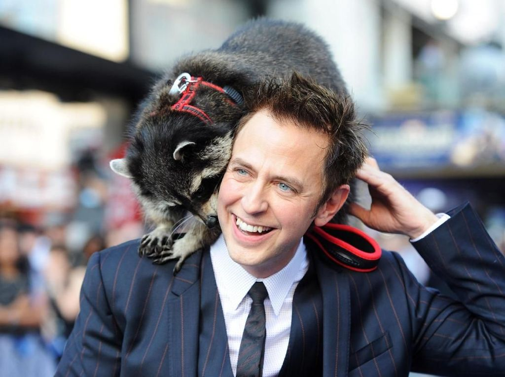 Welcome Back! James Gunn Balik Sutradarai Guardians of The Galaxy