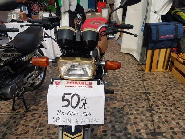 Rx King Ini Dijual Rp 50 Juta