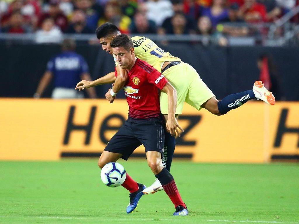 Empat Hari Jelang Kick-off Liga Inggris, Herrera dan Bailly Cedera