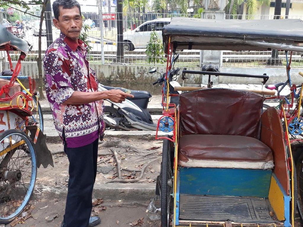 Lulus ITB, Anak Tukang Becak Itu Juga Pernah Wakili RI ke Malaysia