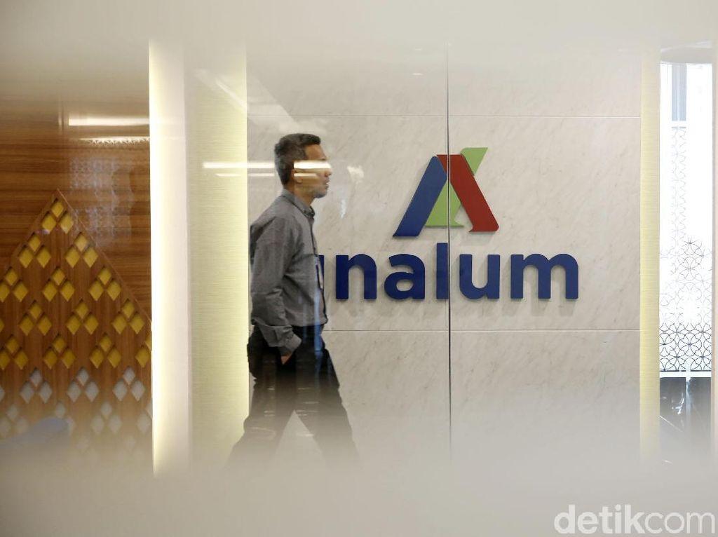 Holding Tambang Resmi Beli 20% Saham Vale Rp 5,5 T