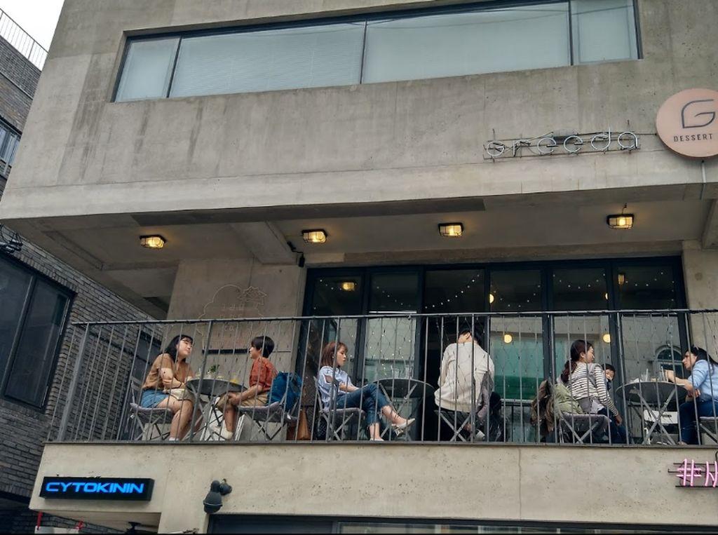 Intip Coffee Shop Hits di Seoul yang Punya Tempat Instagramable