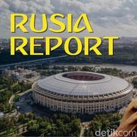 Rangkuman Piala Dunia 2018 di Rusia