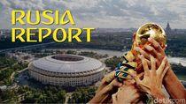 Statistik dan Catatan Menarik Piala Dunia 2018