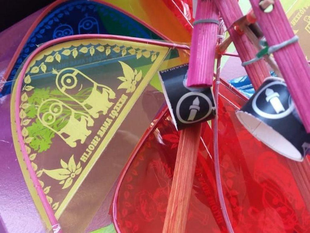 Kontroversi Mainan dengan Logo Merek Rokok di Peringatan Hari Anak