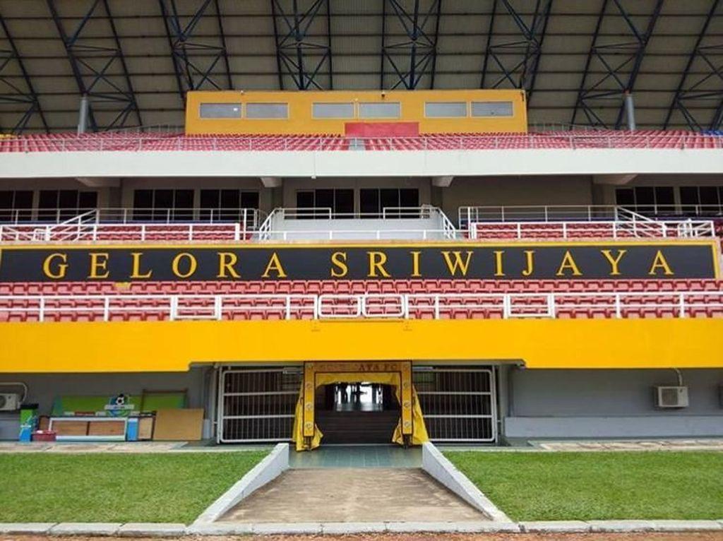 Jadi Venue Piala Dunia U-20, Stadion Jakabaring Mulai Berbenah