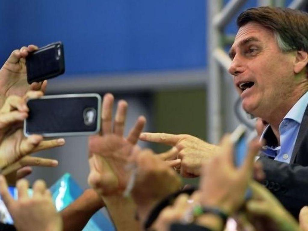 Donald Trump Versi Brasil Ikut Bersaing dalam Pemilihan Presiden