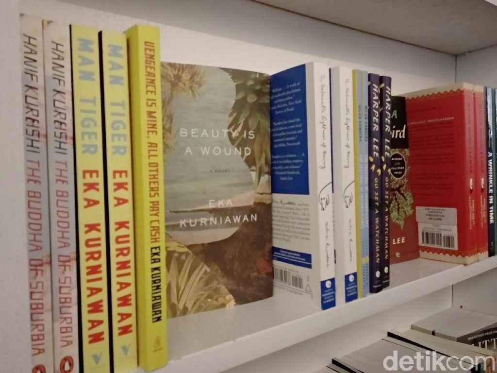 Hei Bookstagrammer, Cari Inspirasi di 5 Toko Buku Indie Jakarta