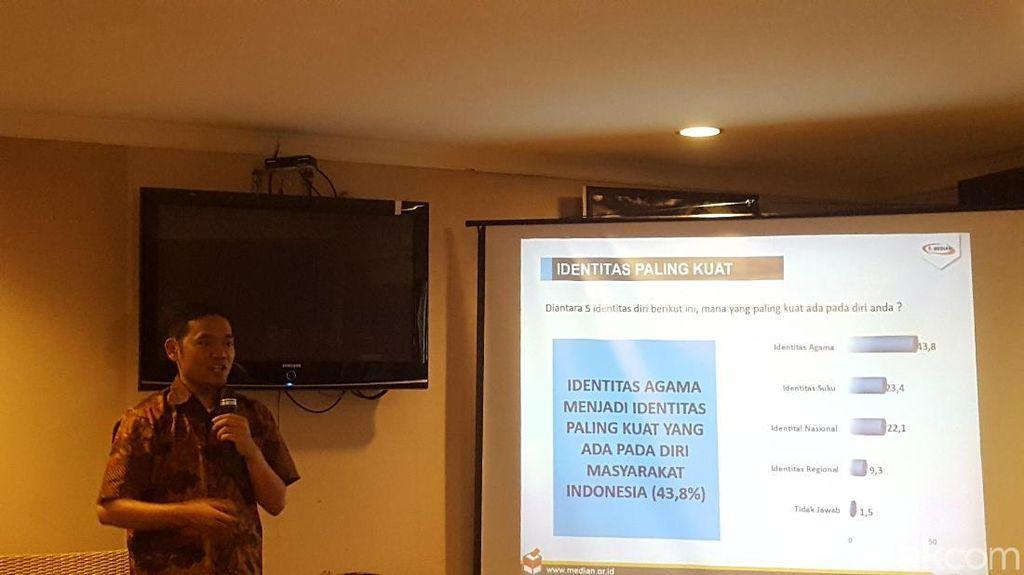Survei Median: Cak Imin Cawapres Paling Potensial untuk Jokowi