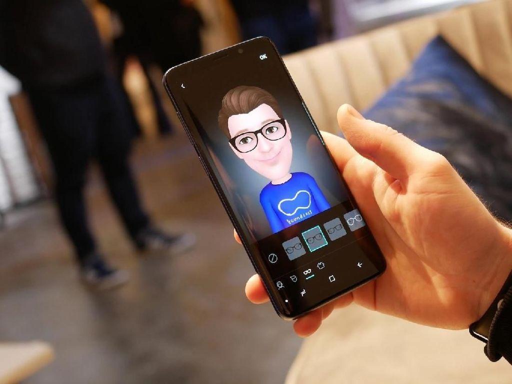 Samsung Kirim Update AR Emoji, Apa yang Baru?