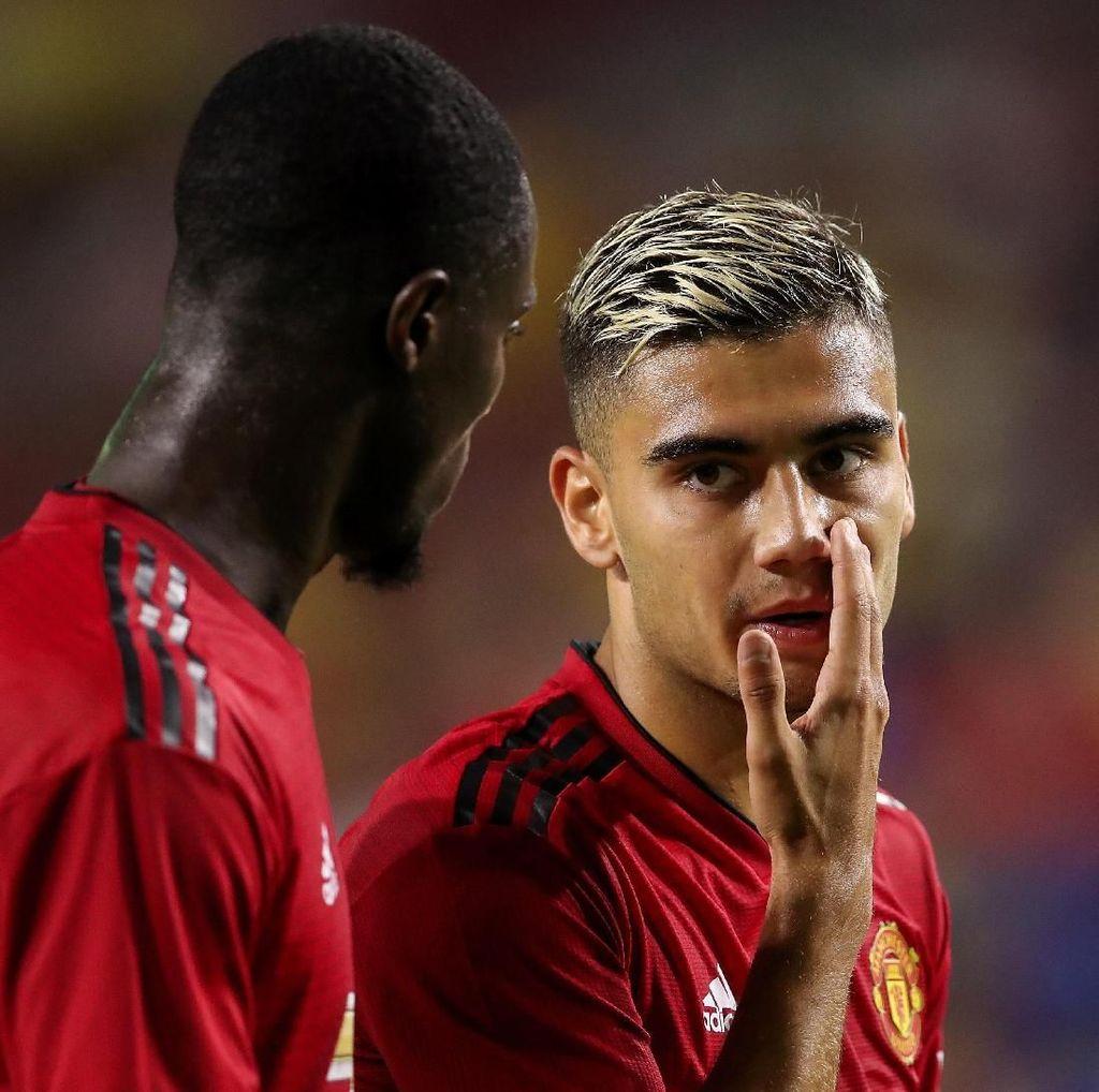 Andreas Pereira Mulai Ambil Hati Mourinho