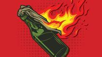 Angkot di Deli Serdang Sumut Dilempari Molotov, Polisi Selidiki Pelaku