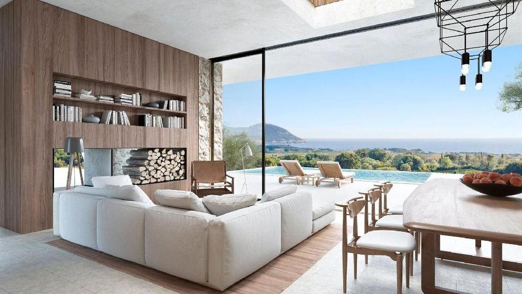 Mengintip Resort Mewah di Yunani yang Didatangi Cristiano Ronaldo