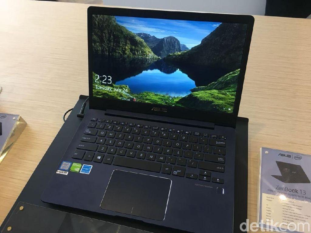 Lebih Dekat dengan Asus ZenBook Terbaru