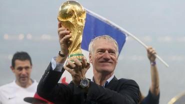 Ini Dia! Daftar Pemenang Tebak Juara Piala Dunia 2018