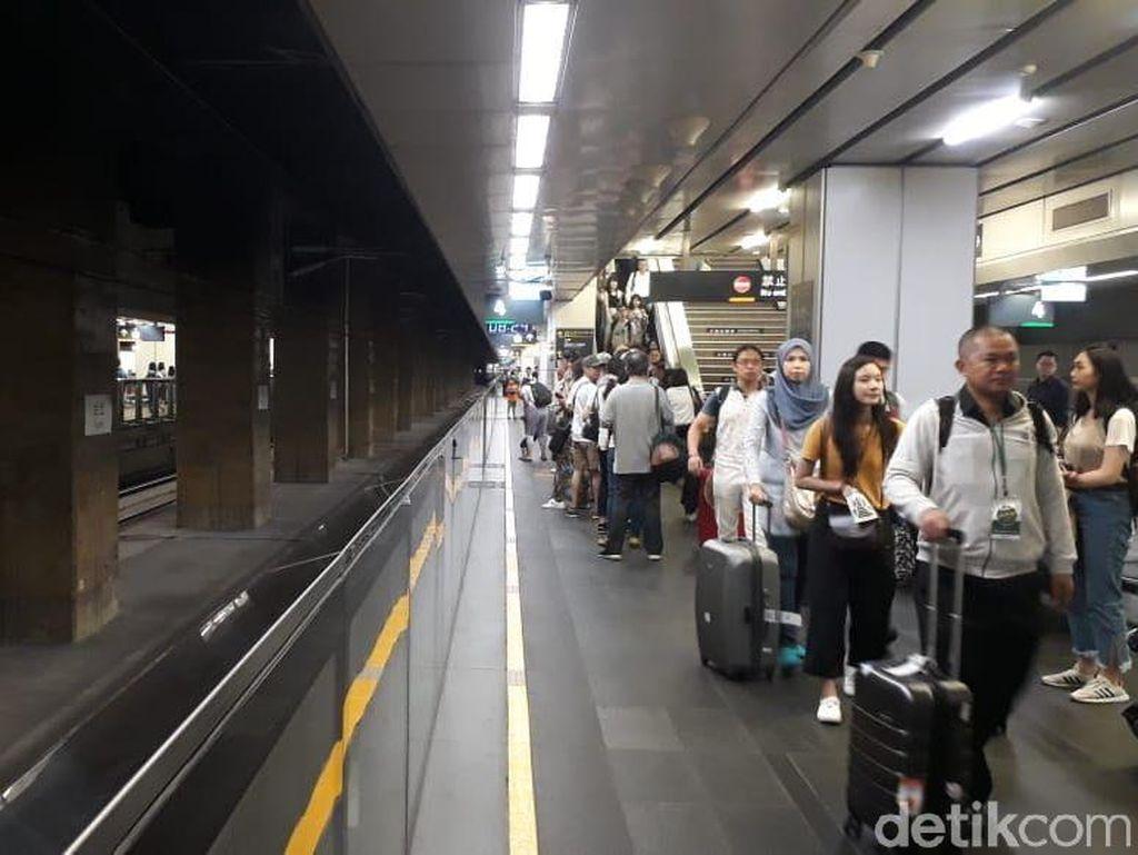 Menjajal Cepatnya Kereta Peluru di Taiwan