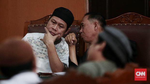 Pleidoi, JAD Bantah Dalangi Sejumlah Aksi Terorisme