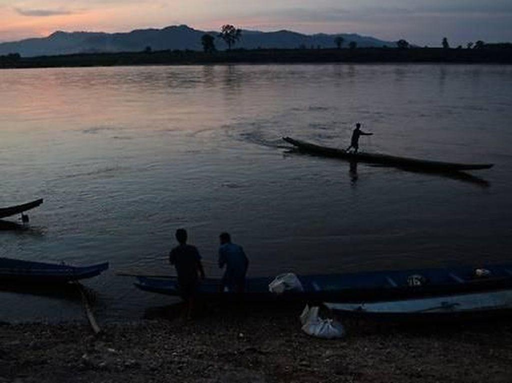 100 Orang Hilang, Beberapa Tewas Akibat Bendungan Jebol di Laos