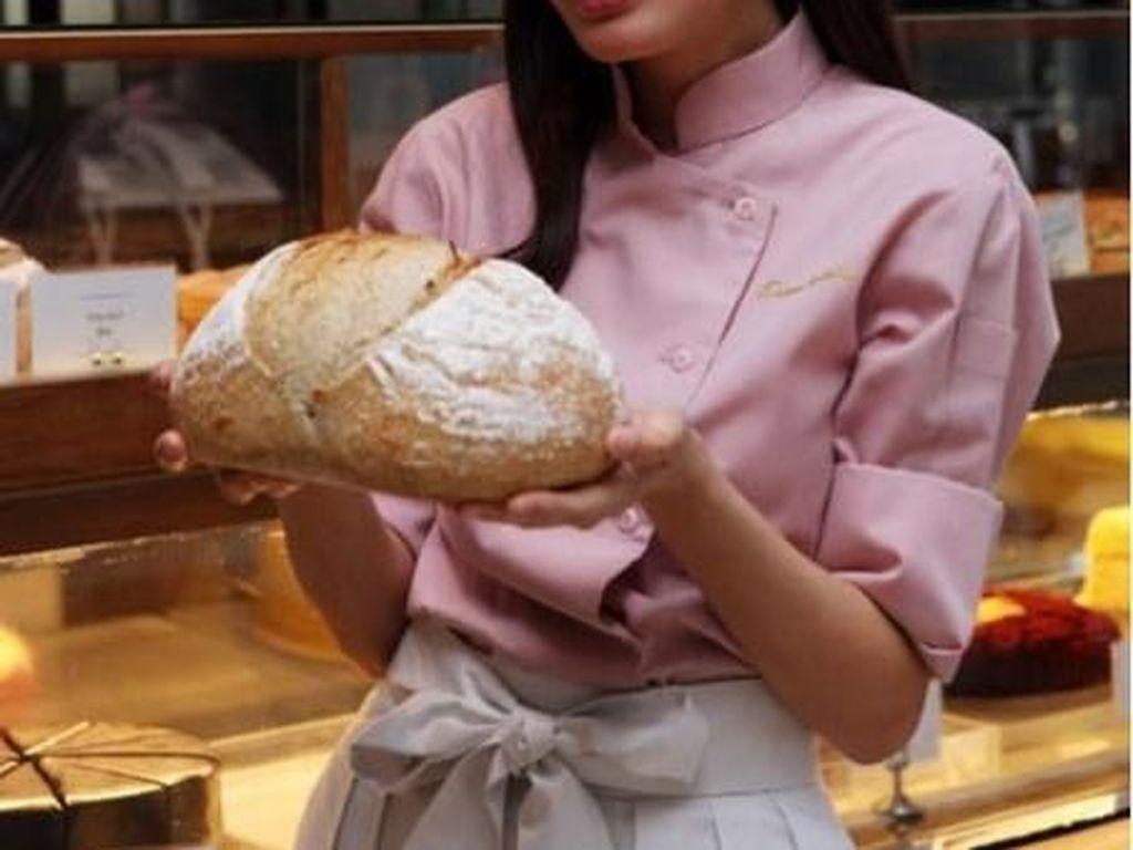 Belajar Teknik Pastry di Singapura, Ini Hasil Kreasi Karen Carlotta