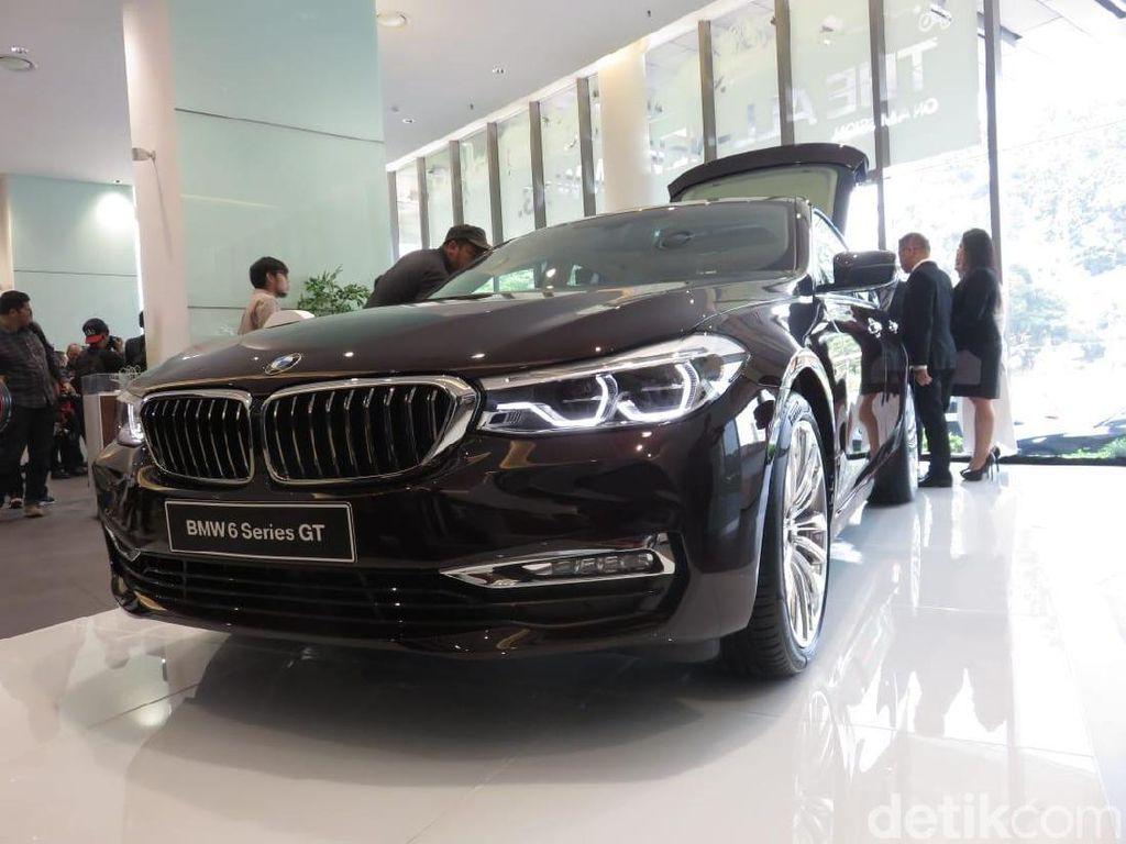 BMW Luncurkan 2 Mobil Edisi Terbatas