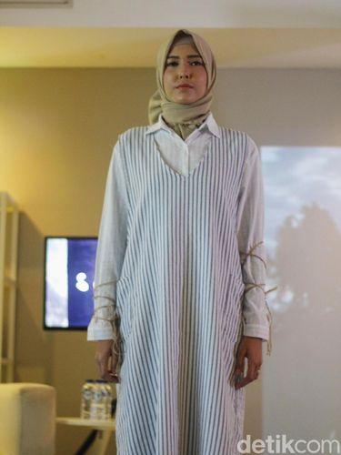 Terinspirasi Hanbok, Desainer Korea Rilis Baju untuk Hijabers