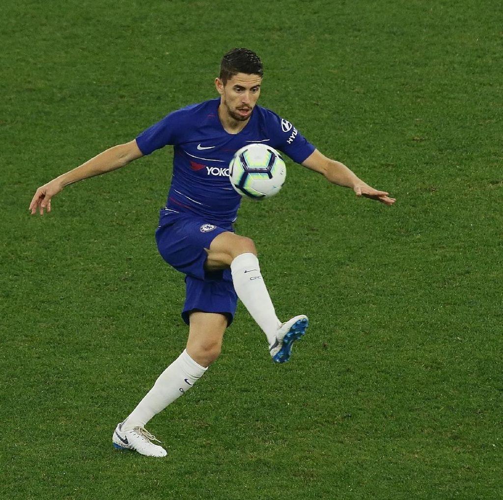 Jorginho Langsung Klik di Chelsea