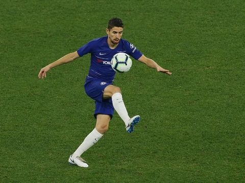 Jorginho Datang dan Langsung Jadi Raja <I>Passing</I> di Premier League