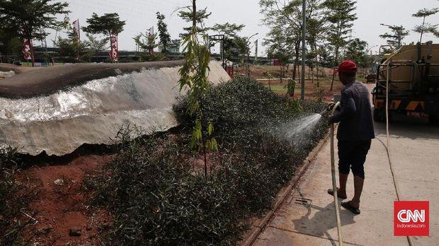 Taman Kalijodo, 'Kado' Ahok yang Tak Terawat di Era Anies