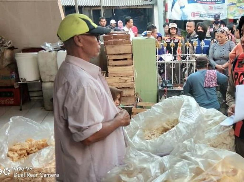 Pasar Pandugo Ditertibkan, Satpol PP: Kembalikan Fungsi Jalan