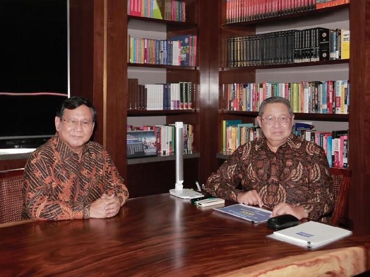 Polemik Janji Koalisi, PKS Sarankan Prabowo Temui SBY