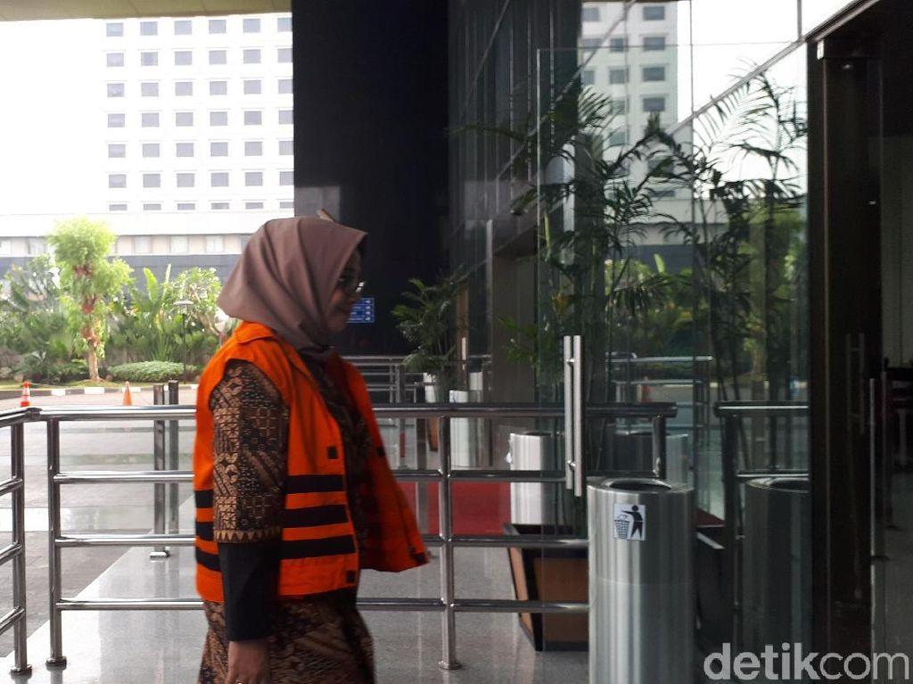 KPK Periksa Eni Saragih di Kasus Suap PLTU Riau-1