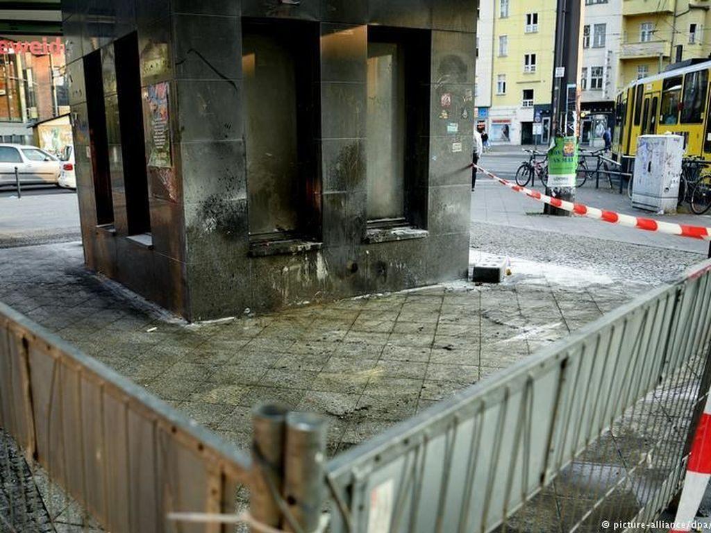 Serangan Brutal terhadap Tunawisma di Berlin Kembali Terjadi