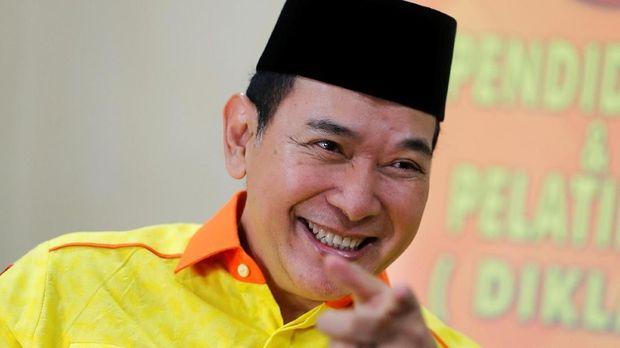 Ketum Partai berkarya Tommy Soeharto.